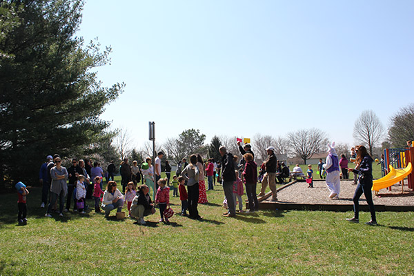 Brimfield Easter Egg Hunt 2016